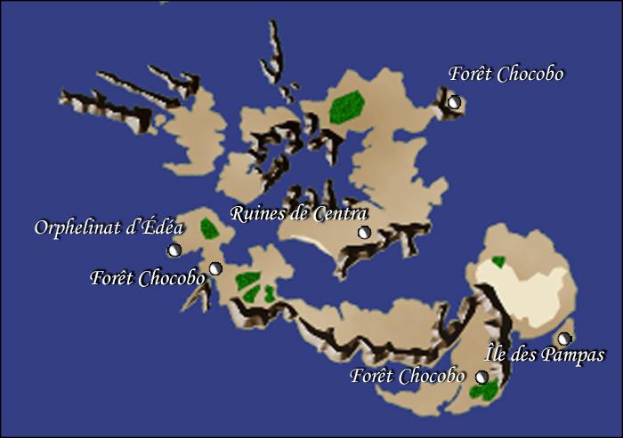 Dol - Continent de Centra