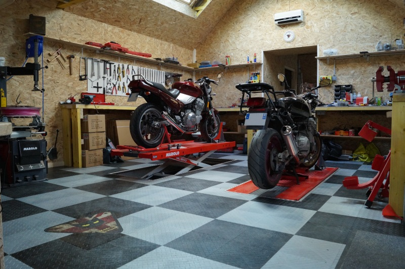 Amnagement Atelier Garage Simple Amnagement Atelier Garage With