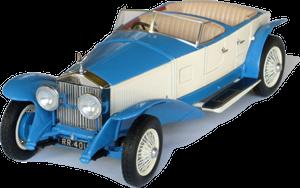 Rolls-Royce Phantom I expérimentale Matrix