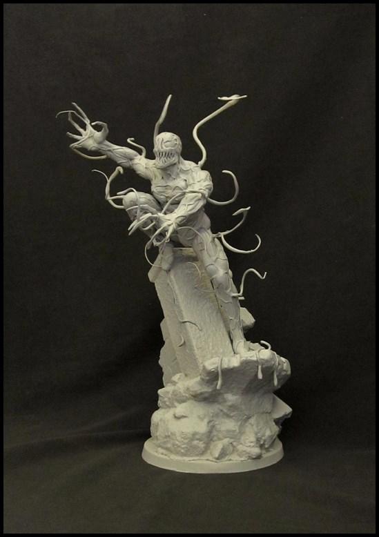 Carnage statue 1/6 15041607015416083613176707