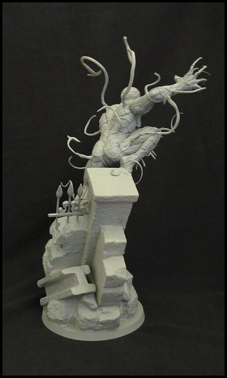Carnage statue 1/6 15041607015716083613176711