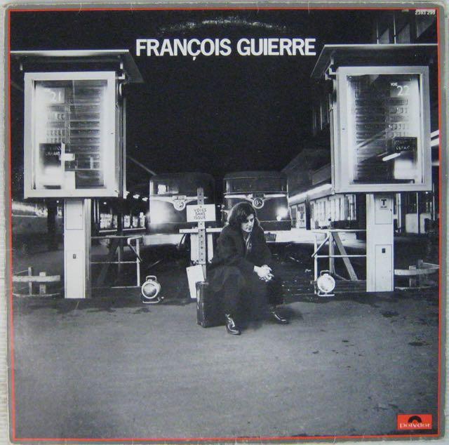 GUIERRE FRANÇOIS - Va-t'en Marie - 33T