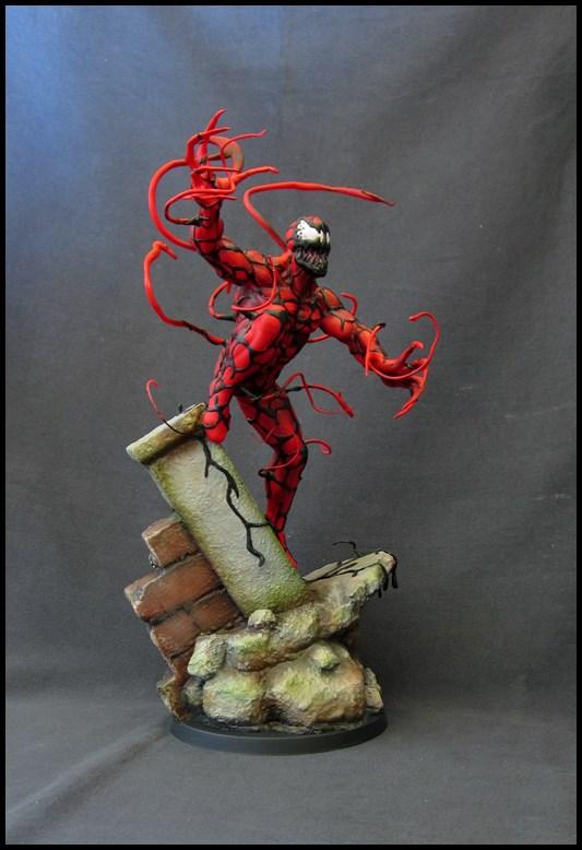 Carnage statue 1/6 15041809314116083613180776