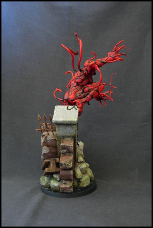 Carnage statue 1/6 15041809314516083613180777