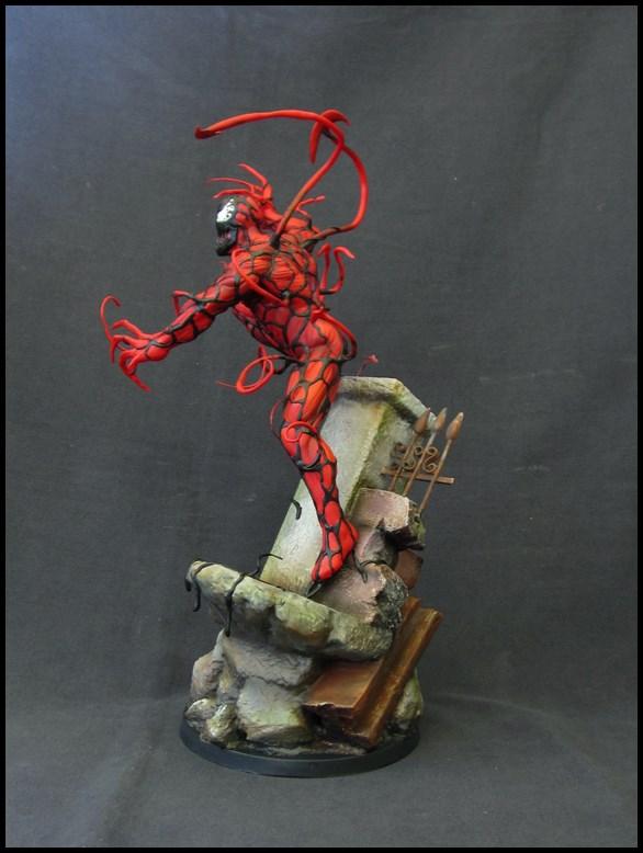 Carnage statue 1/6 15041809314816083613180779