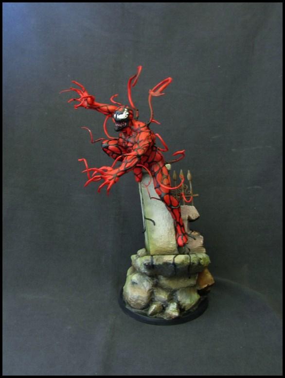 Carnage statue 1/6 15041809314916083613180780