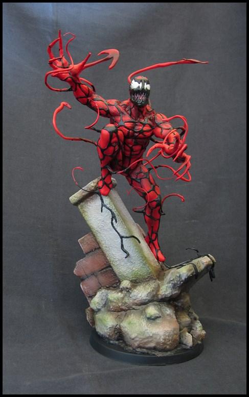 Carnage statue 1/6 15041809315216083613180782