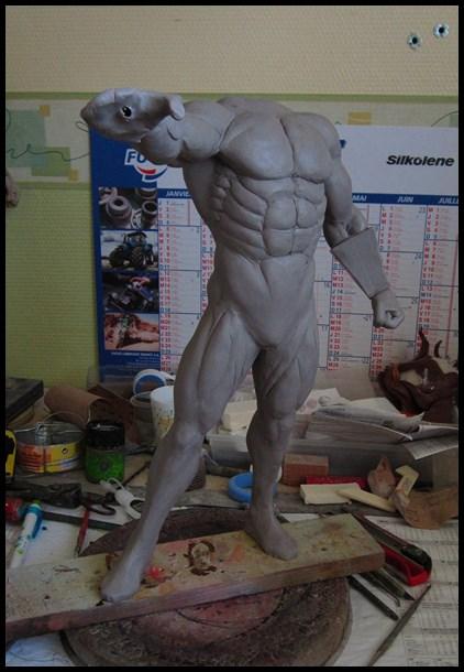Mysterio statue 1/4 15042006301416083613191263