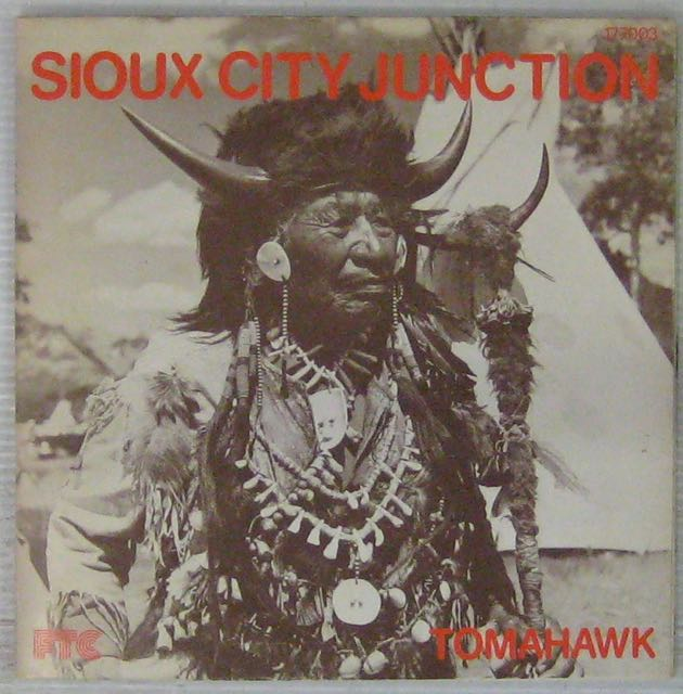 CCSB - Sioux City Junction/Tomahawk - 7inch (SP)