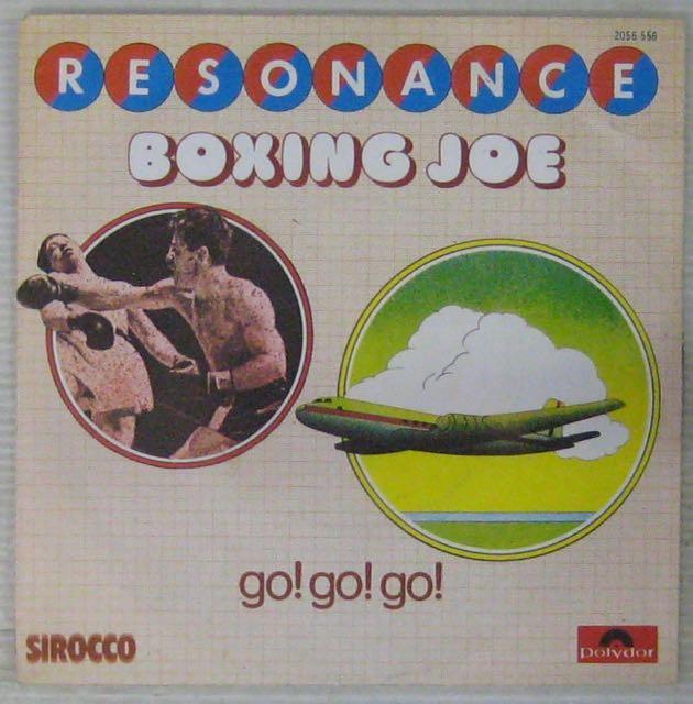 RESONANCE - Boxing Joe - 7inch (SP)