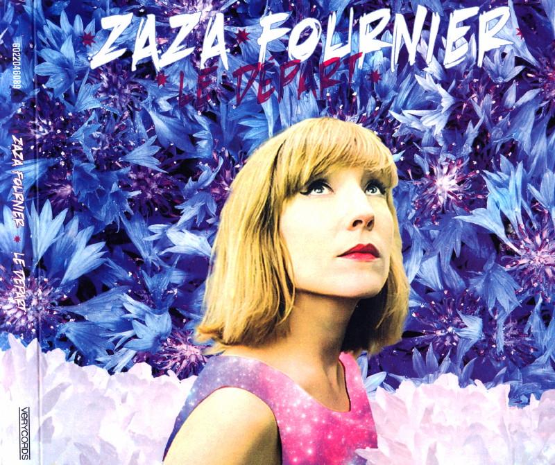 """ZAZA FOURNIER (""""Le départ"""") : interview 2015 15042306553217899513199088"""
