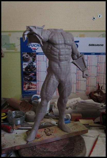 Mysterio statue 1/4 15042403482916083613200979