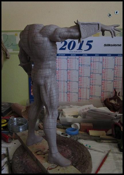 Mysterio statue 1/4 15042708235316083613212316