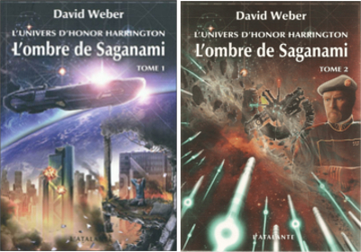 Série Saganami - L'univers d'Honor Harrington - David Weber