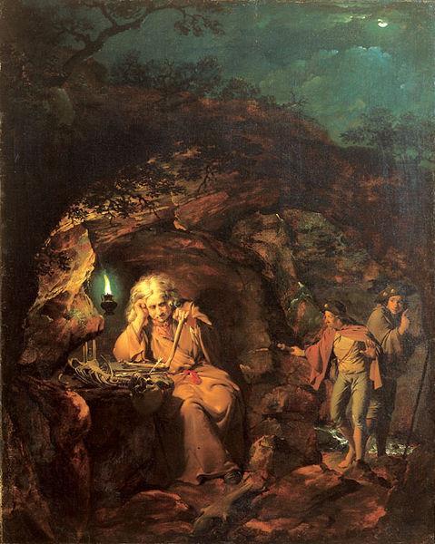 L'Alchimiste sous le regard des peintres 15050208131219075513226458