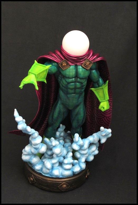 Mysterio statue 1/4 15050209174316083613226497