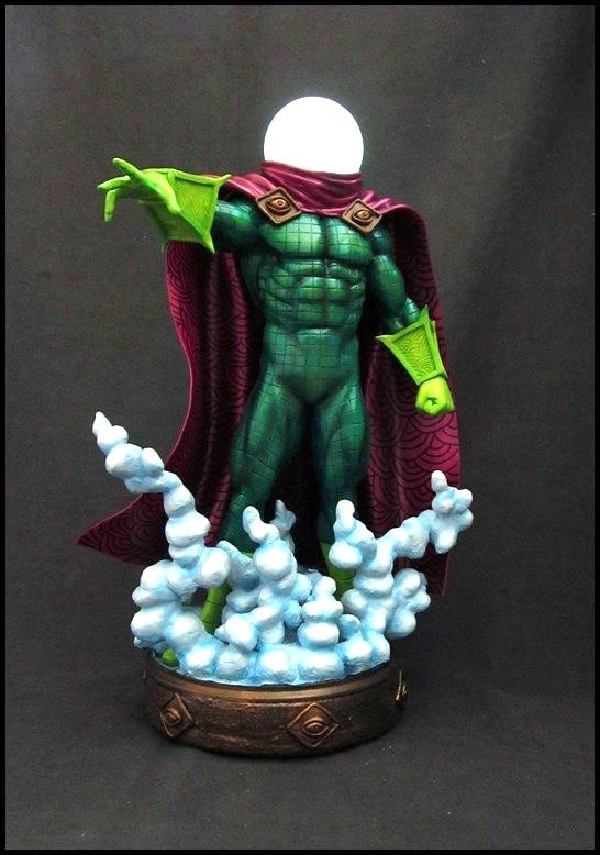 Mysterio statue 1/4 15050209175416083613226500