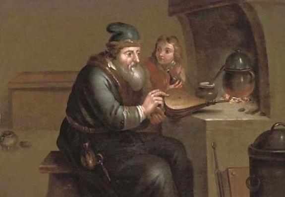 L'Alchimiste sous le regard des peintres 15050302503219075513230990