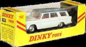 Fiat 2300 Station wagon Dinky-Toys
