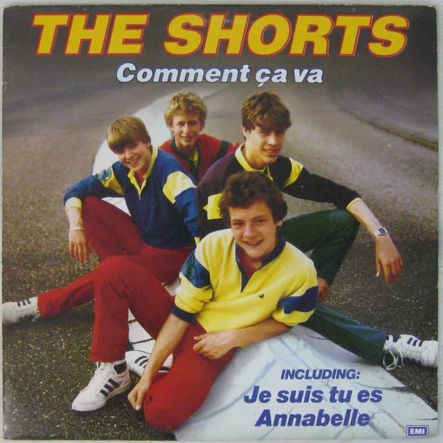 SHORTS (THE) - Comment ça va - 33T