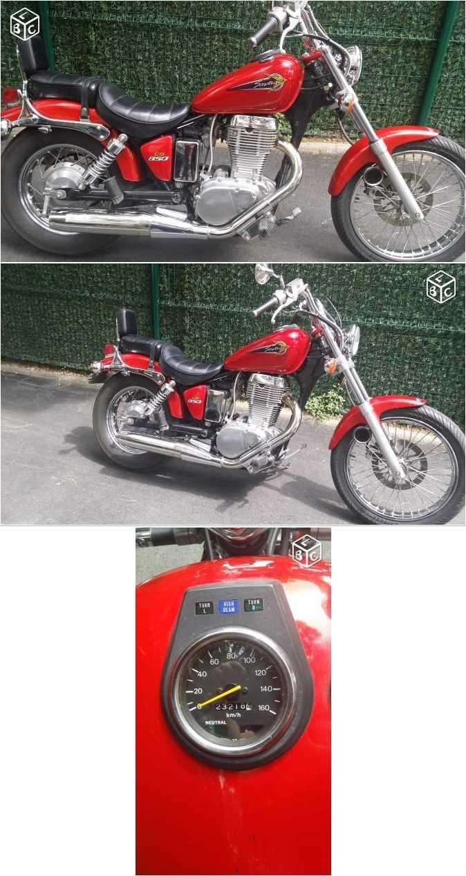 LS 650 rouge - Montpellier (34) 1505090631202891813251337