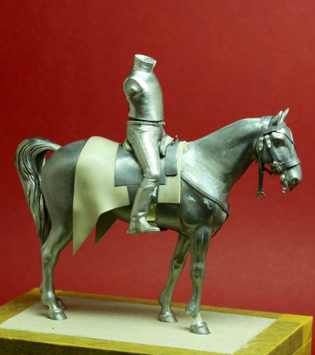 Timbalier des grenadiers à cheval de la Garde Impériale 1505111009215902013255727