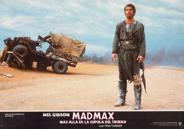 MAD MAX 1985 :