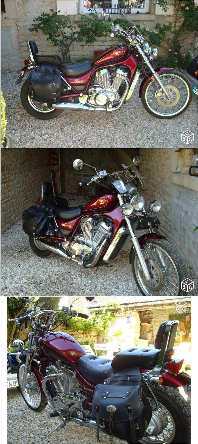 VS 750 GL bordeaux - Mailly-la-Ville (89) 1505140527452891813265968