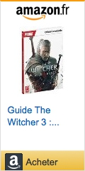 Guide The Witcher 3 : Wild Hunt