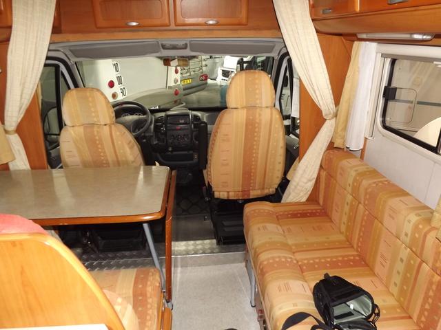 forum camping car par marque mon eriba 636 ft. Black Bedroom Furniture Sets. Home Design Ideas