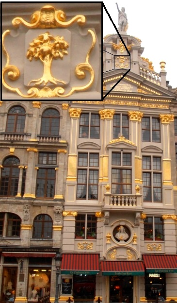 Bruxelles : Grand-Place, Parc Royal, Manneken'Pis... 15051508381819075513269649