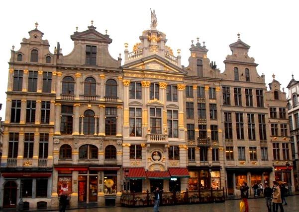Bruxelles : Grand-Place, Parc Royal, Manneken'Pis... 15051508382319075513269652
