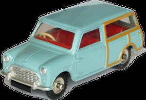 Austin Seven Countryman Dinky-Toys