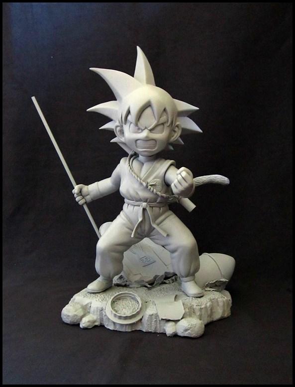 Kid Goku (DBZ) 1/4 15051602105516083613271138