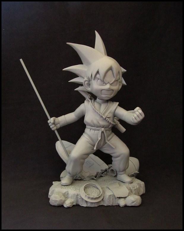 Kid Goku (DBZ) 1/4 15051602105616083613271139