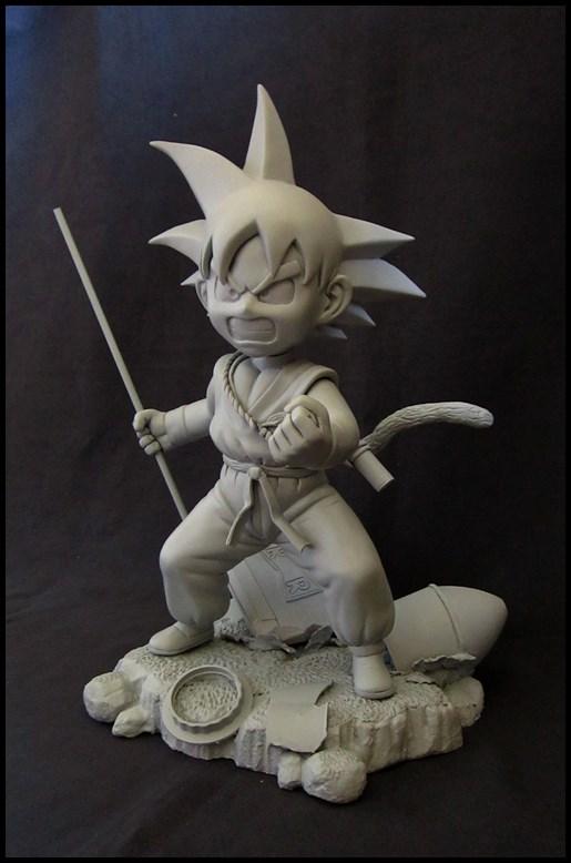 Kid Goku (DBZ) 1/4 15051602105716083613271140