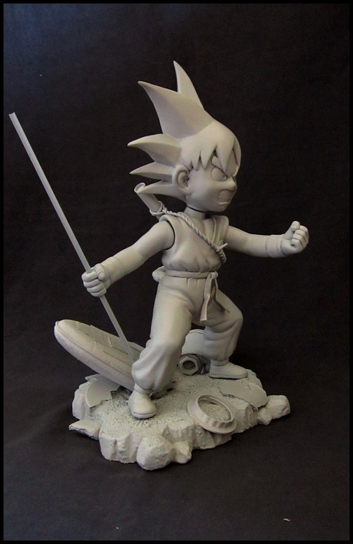 Kid Goku (DBZ) 1/4 15051602105816083613271141