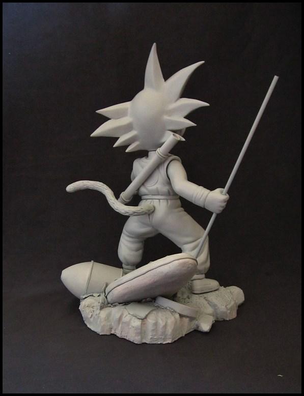 Kid Goku (DBZ) 1/4 15051602105916083613271142