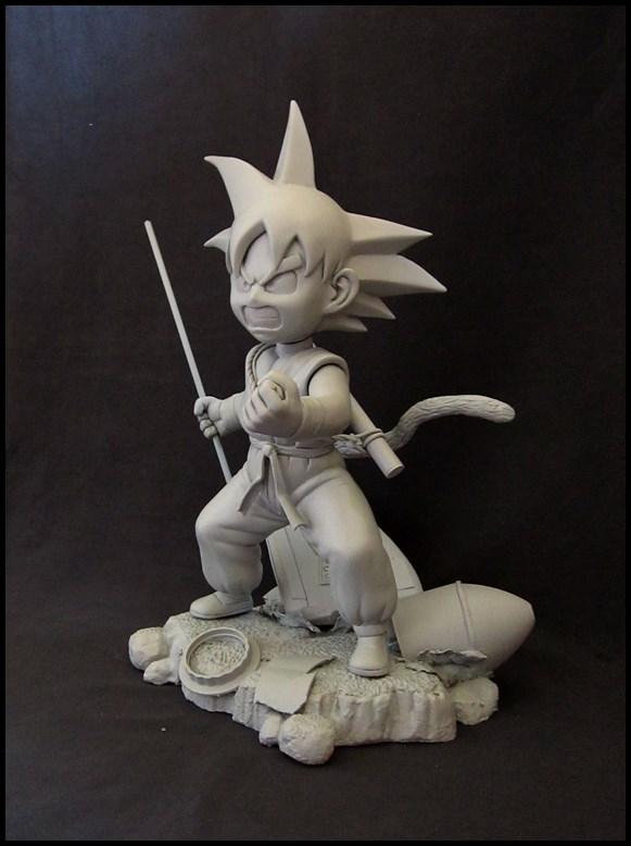 Kid Goku (DBZ) 1/4 15051602110316083613271145