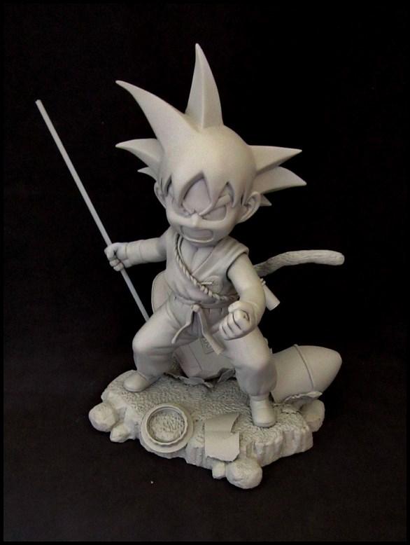 Kid Goku (DBZ) 1/4 15051602110416083613271146