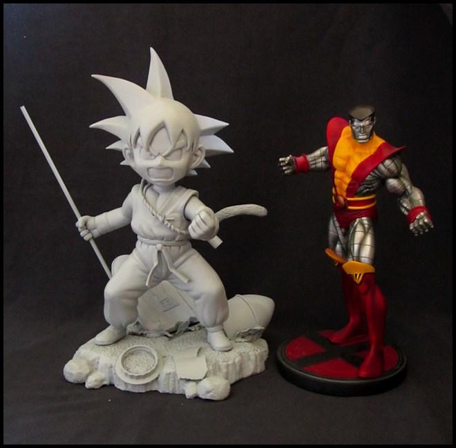 Kid Goku (DBZ) 1/4 15051602110616083613271148