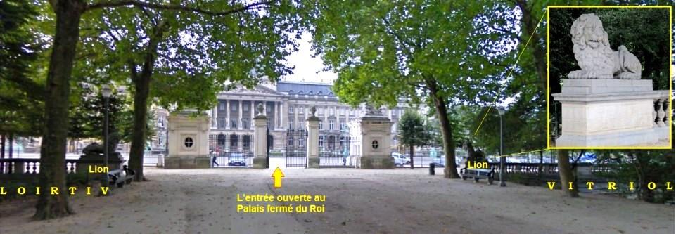 Bruxelles : Grand-Place, Parc Royal, Manneken'Pis... 15051610102119075513273024