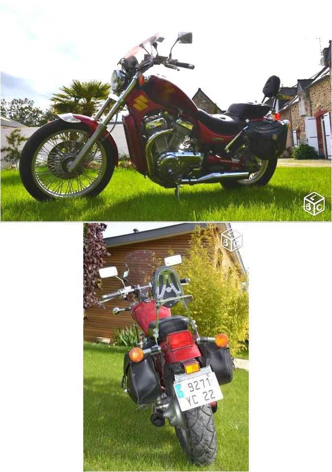 VS 600 GL - Lancieux (22) 1505170610332891813275987