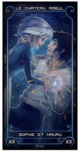 Eren & Mikasa [Ezekiell] VS Sophie & Hauru [Arawen] 15052308575616358113291963
