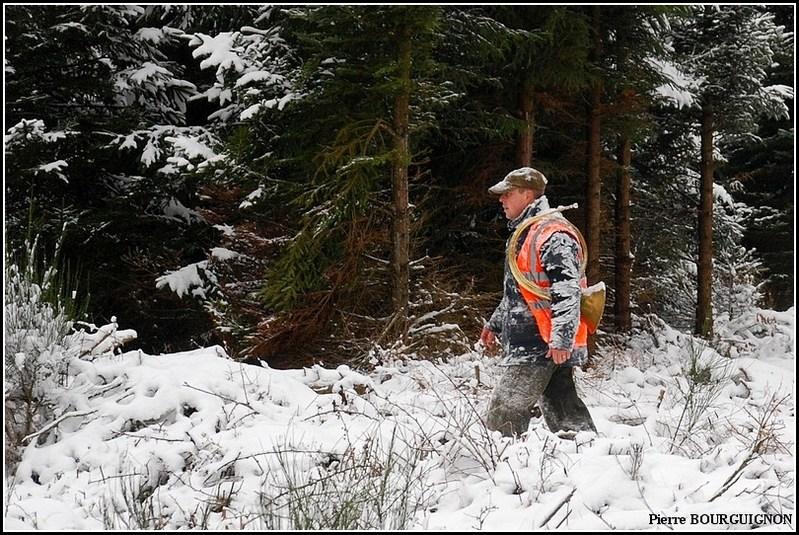 Trompe de chasse à ANLIER, Belgique