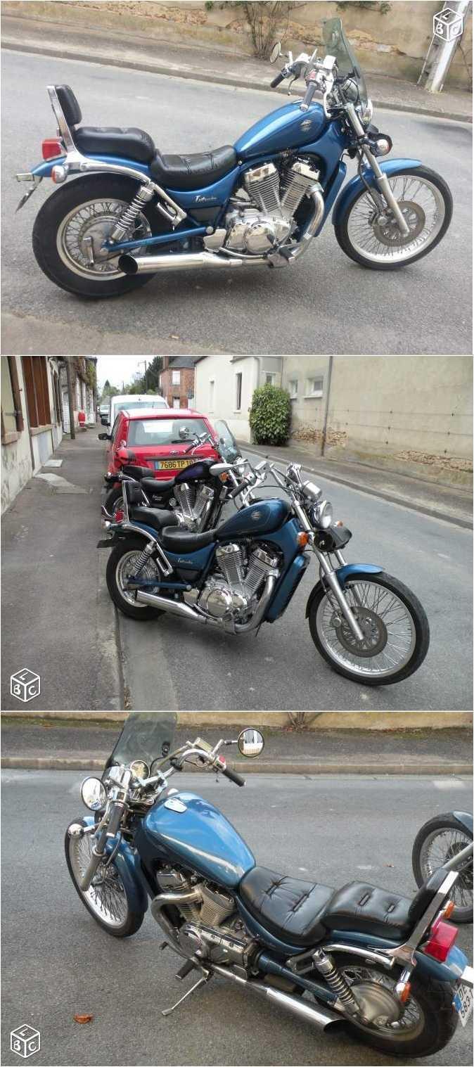 VS 750 GL bleue (Concressault - 18) 1505241057132891813295200