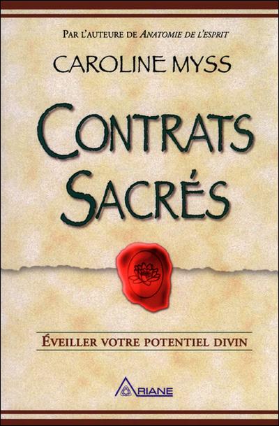 Contrats sacrés - Caroline Myss