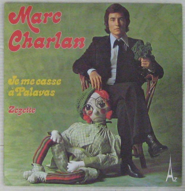 Marc Charlan - Ma Petite Irène