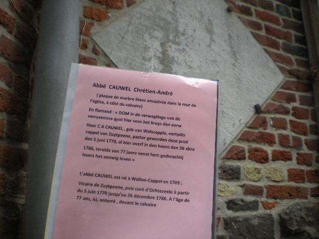 Frans-Vlaamse en oude Standaardnederlandse teksten en inscripties - Pagina 9 15060509291914196113334536
