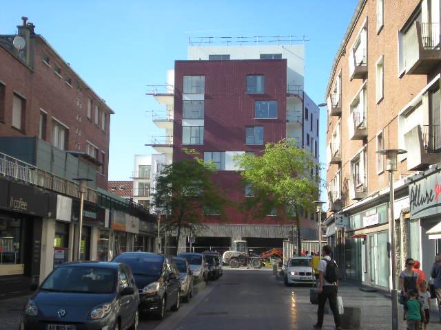 De Salengroplaats, de volgende architecturale vlek van Duinkerke? - Den draed 15060811165314196113341037